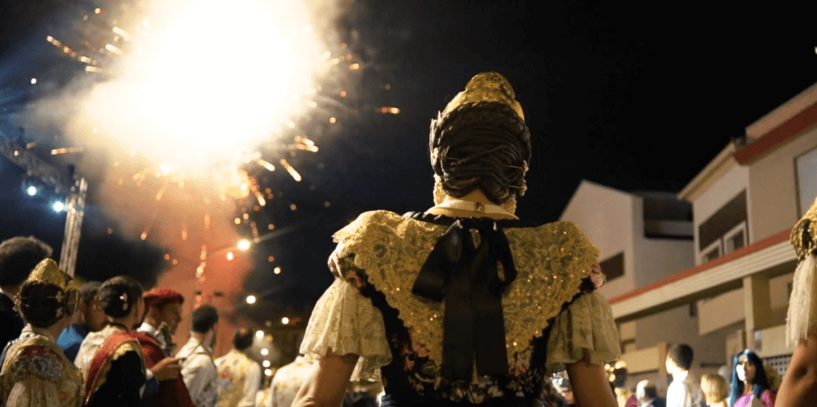 Falleras Mayores de Gandia 2018